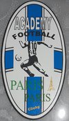 logo du club Academy Football Paris Clichy