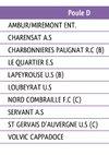 3.division poule D - ACS CAPPADOCE VOLVIC