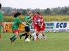 Féminine : Une victoire et un nul (Sandra en action!) - association sportive celluloise