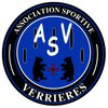 logo du club AS VERRIERES