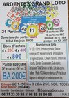 Loto - A.S.ARDENTES