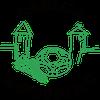 logo du club A.S. CARLUS ROUFFIAC