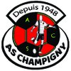 logo du club AS CHAMPIGNY
