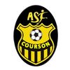 logo du club Alliance Sportive Football Courson-les-Carrières