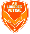 logo du club A.S. LOURDES FUTSAL