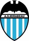 logo du club AS Mirabeau