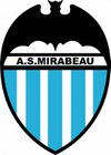 logo du club AS Mirabeau