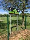Stade Michel HIDALGO - Pelouse Naturelle - Ruelle des Bergers, 77230, Longperrier - Association Sportive Saint Mard Football