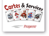 logo du club FC CARTES ET SERVICE -AS Sorties Faciles.fr