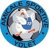 logo du club Amicale Sportive de YOLET