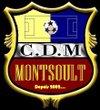 logo du club CDM MONTSOULT de l'USMBM Football
