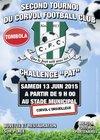 tournoi du C.F.C. 2015 - CORVOL FOOTBALL CLUB