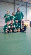 Les U9 Finaliste a Liverdun, ils font la fierté de leur éducateur. - CLUB SPORTIF DE CHARMES