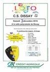 Loto du C.S.DISSAY - 03 Decembre 2016 - Club Sportif de Dissay