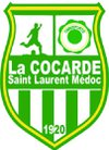 logo du club cocarde saint laurent et benon