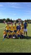 3 victoires sur 3 matchs pour notre équipe u11-1. Très belle performance de nos jeunes joueurs très promettant pour la suite de la saison - Club Sportif Vaulxois