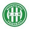 logo du club ESPÉRANCE SPORTIVE MONTIGNACOISE