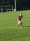 GJ U14 Féminine contre Aubigny/Bois/Nesmy , victoire 7 à 4 - Entente Sportive du Château d'Olonne