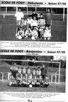SAISON 1997/2000 - Entente Saint Paul Lacapelle