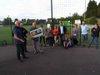 Inauguration Panneau Conseil pour les Parents, Supporters & Footballeurs - FC-ANNOEULLIN