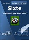 Tournoi de Sixte du F.C.M.L. 30/05/2015 - F.C. MARIGNE LAILLE