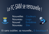 Le FC-SAM se renouvelle ! - Soisy-Andilly-Margency Football Club
