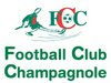 logo du club Football Club de champagnole