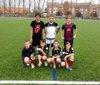 LES U 13 EN DETECTION LE 21/10/2014 A COUDEKERQUE - FOOTBALL CLUB DE ROSENDAEL