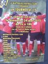 LES U15 SE SONT DEPLACER A WATRELOS CE WEEK END DU 23 ET 24 MAI POUR UN TOURNOI - FOOTBALL CLUB DE ROSENDAEL