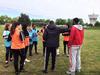PREMIER ENTRAINEMENT AVEC DES JEUNES U14 FEMININE - FOOTBALL CLUB DE ROSENDAEL