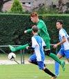 MATCH DE COUPE BELIN ENTENTE LE BARP / ANDERNOS - Football Club Barpais