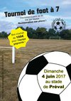 Tournoi du foot du FCP - FOOTBALL CLUB DE PREVAL