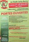 Portes ouvertes et Brocante speciale Sports - FC ROUILLAC