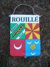 logo du club FC ROUILLE