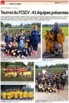 Tournoi Régional U9 et Challenge Régional U11 - Football Club Saint Charles Vigilante