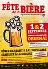 Fête de la bière - FCSR OBERNAI