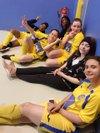Les U16F de Plaisir au  tournoi de Carrières-sur-Seine - F.O.PLAISIR
