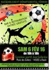 SAMEDI 6 FEVRIER 2016 - Rassemblement départemental Féminin Futsal U10 U11 - Groupement Féminin Presqu'ile 44