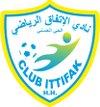 logo du club الموقع الرسمي لنادي الإتفاق الرياضي للحي الحسني