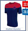 Maillot MC MARETO Adulte