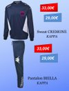 Pantalon BIELLA Training Adulte KAPPA