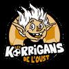 logo du club Les Korrigans de l'Oust (Les Fougerêts/Glénac/St-Martin)