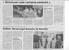 Article des Informations dieppoises 05/07/2016 - NEUVILLE ATHLÉTIQUE CLUB