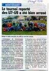 La saison 2016/2017 dans la presse ! - OLYMPIQUE DE MONTIERAMEY