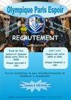 Rejoignez nous - Olympique Paris Espoir