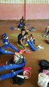 Vestiaires avant match RCES-Mronabéja - Racine Culturelle, Environnementale et Sportive de POROANI