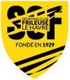 "logo du club Sporting Club de Frileuse ""Labellisé FFF"""