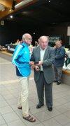 Remise de récompenses lors de l'Assemblée Générale Ordinaire du District du Cantal de Football  le 15 Juin 2014  à Arpajon sur Cère - Sud Cantal Foot