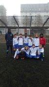 Match des u12 B : AC Gentilly UAC Paris 4-8 - 12 Décembre 2016 - Union Athlétique du Chantier Paris 1905