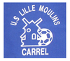 logo du club US Lille Moulins Carrel